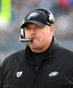 Andy Reid Says He Hasn't Talked to Jeffrey Lurie About His Futu…