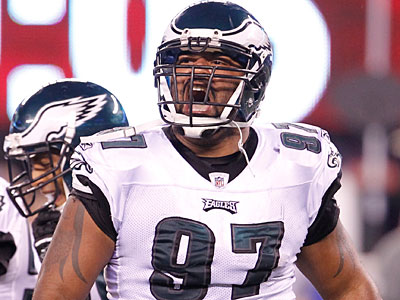 Eagles Release Veteran DT's Jenkins And Patterson