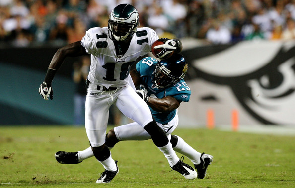 Eagles Rule Out WR Maclin for Sunday in Arizona