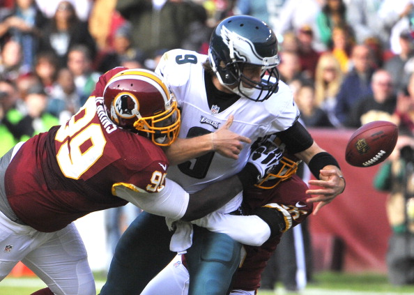 The End is Near for Reid — Eagles Crushed by Redskins 31-6