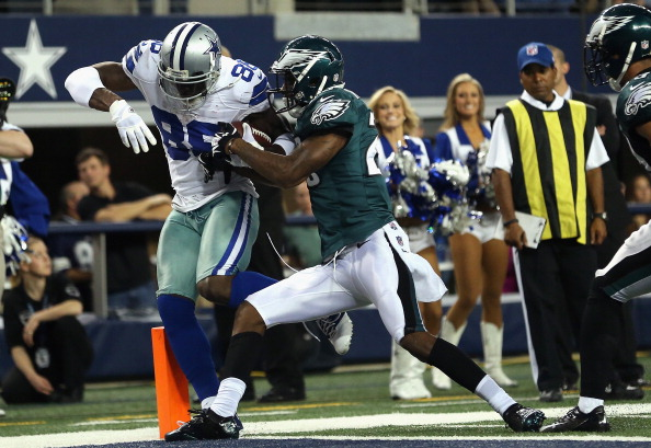 Eagles Fall to Romo and the Cowboys 38-33