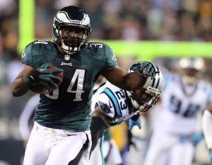 Will Bryce Brown be able to build on a promising rookie campaign in 2013?