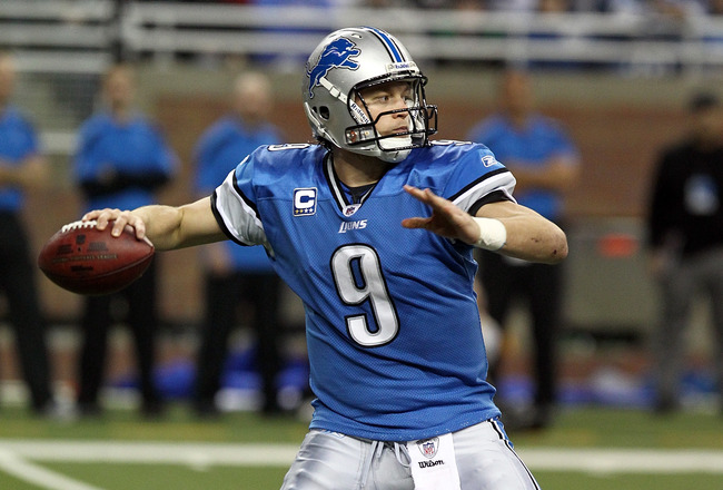 While more athletic QBs will be sexier picks on draft day, Matthew Stafford could end up being a huge bargain.
