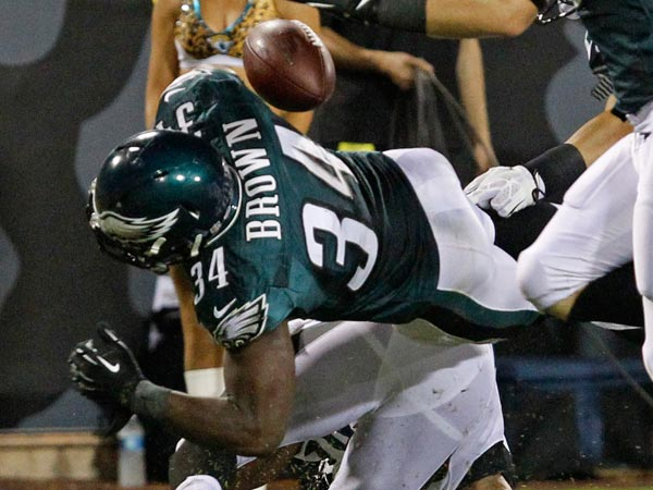 Game Recap: Eagles 31, Jaguars 24