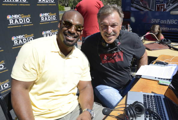Levi's & 49ers Host Pep Rally With NBC Sports Radio For Levi's Stadium Inaugural Game