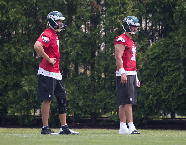 Philadelphia Eagles OTA's