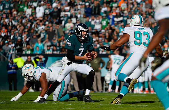 Report Says There's No Way Bradford Under Center for Eagles in Next Two Games