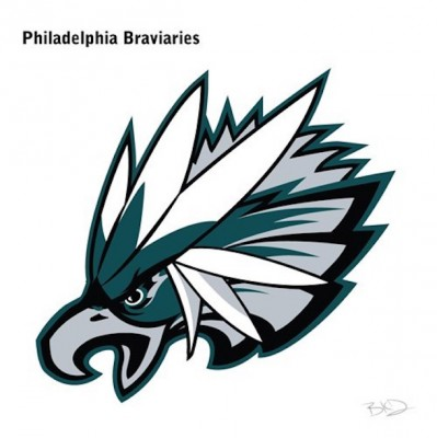 What if the Eagles Logo Went Pokémon Style?