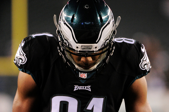 Eagles Wide Out Jordan Matthews to Play Vs Redskins Despite Ankle Injury
