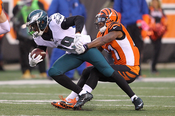 Eagles Blown Out by Bengals in Cincinnati 32-14