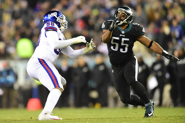 Eagles Coach Pederson Not Concerned About DE Brandon Graham Not Being at Offseason Program