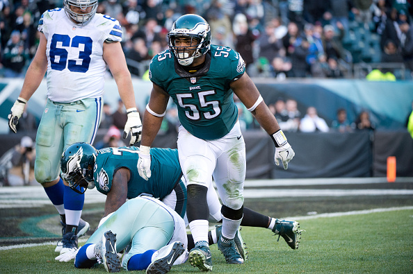 Eagles DE Brandon Graham to Reportedly Hold Out For a New Deal