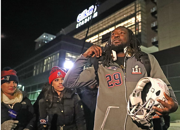 Eagles and Free Agent RB LeGarrette Blount Agree to One-Year Deal